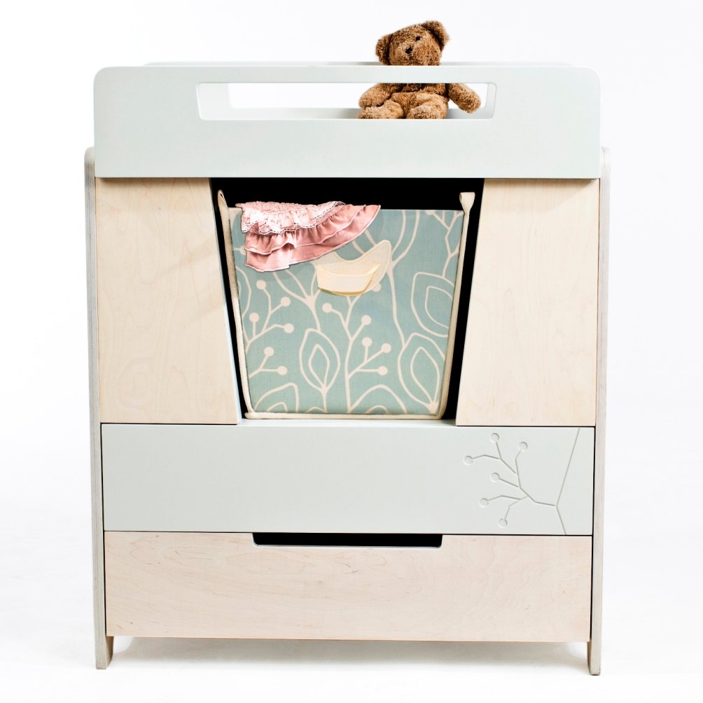 Table a langer commode chambre bebe