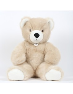 peluche ours martin made in france les petites marie