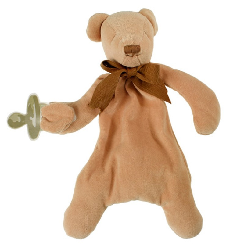 doudou ours bio maud n lil