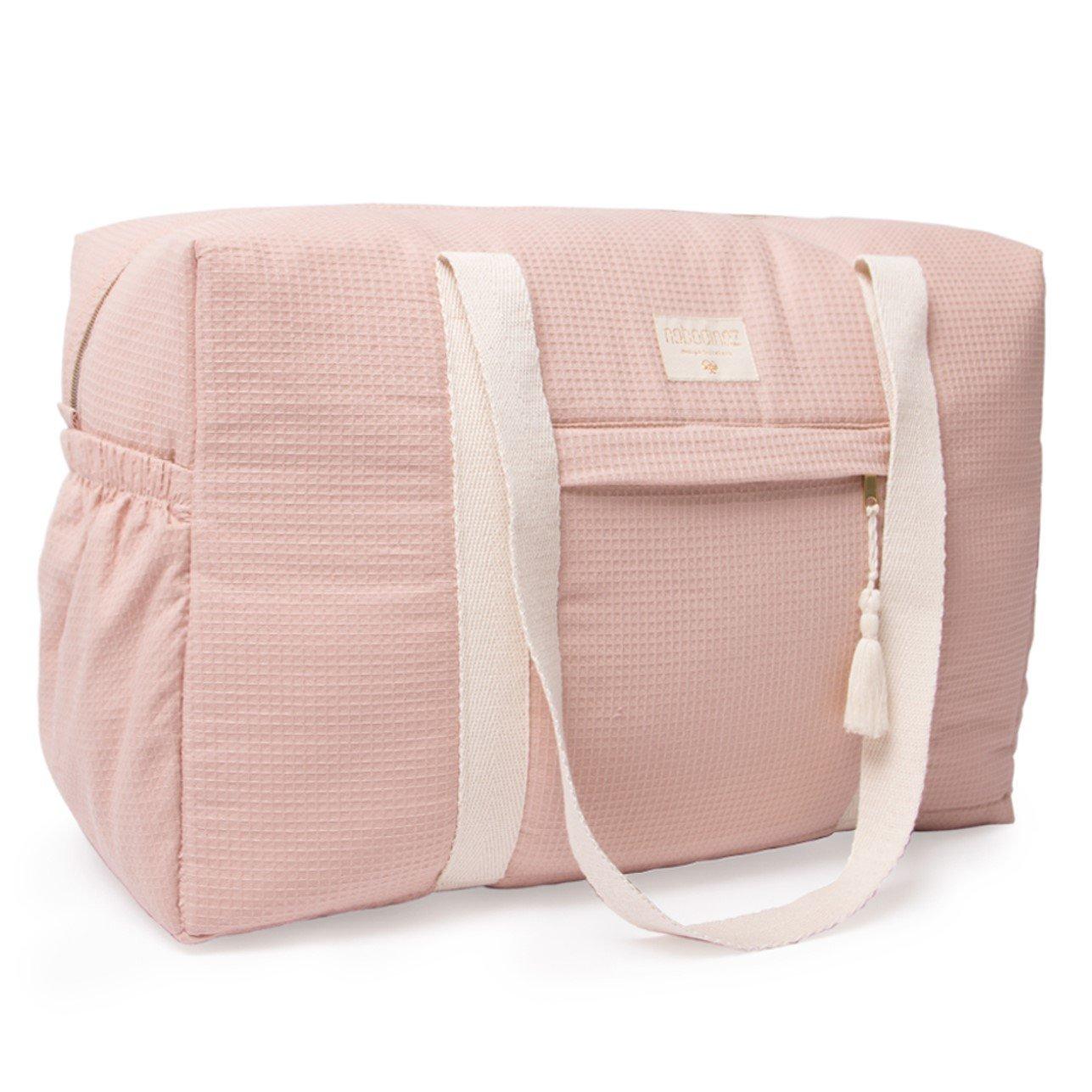 sac de maternite opera nobodinoz bio rose