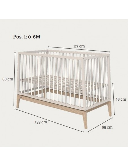 dimensions lit bebe petite taille