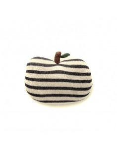 petit coussin pomme oeuf nyc