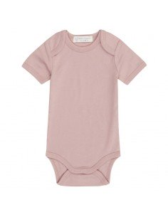 body bebe ete coton bio rose