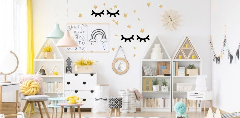 Decoration Chambre Bebe Fille Ou Garcon Originale Ecolo