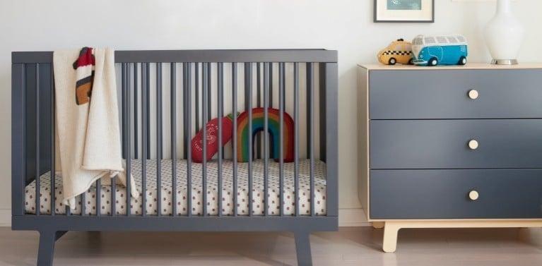 Matelas bébé naturels pour lit de 60x120cm ou 70x140cm - Prairymood